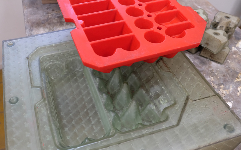 Casting molds for Polyurethane